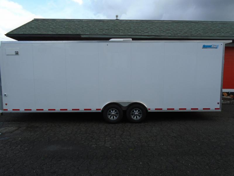 2019 CargoPro Trailers C8.5X28CH-IF Car / Racing Trailer