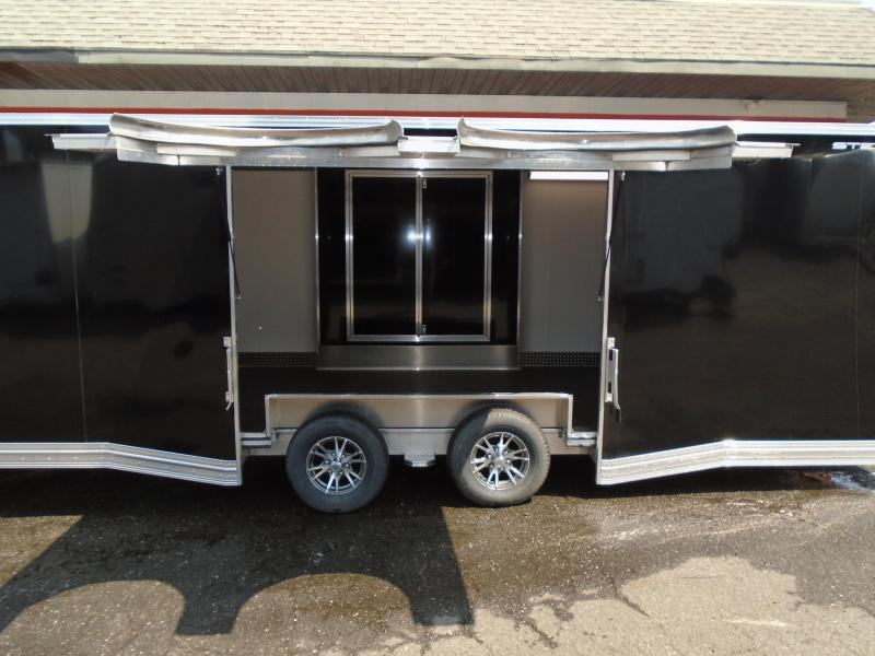 2020 STEALTH ALL ALUMINUM LIMITED EDITION 8.5X28CAR HAULER