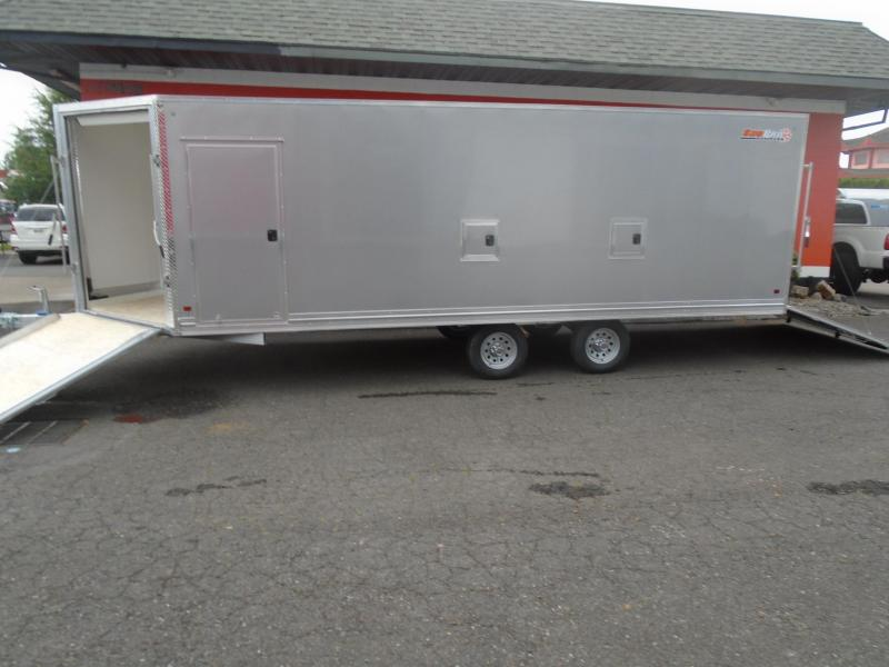 2021 Alcom-Stealth SNOPROE101X22ES Snowmobile Trailer