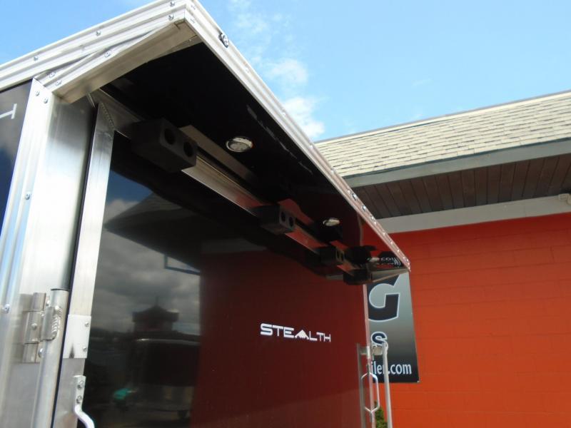 2020 Alcom-Stealth 8.5X20 Car / Racing Trailer