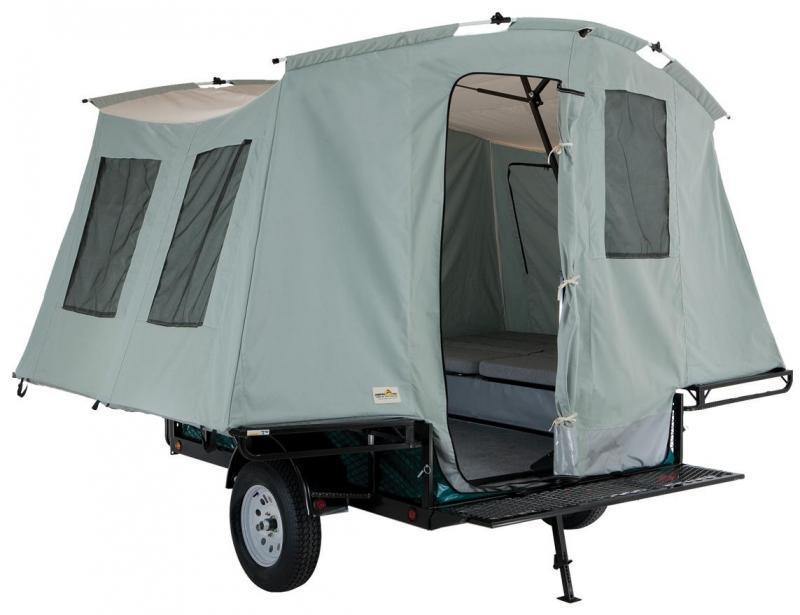 2021 Jumping Jack Trailers JJT6X8 Folding Camper