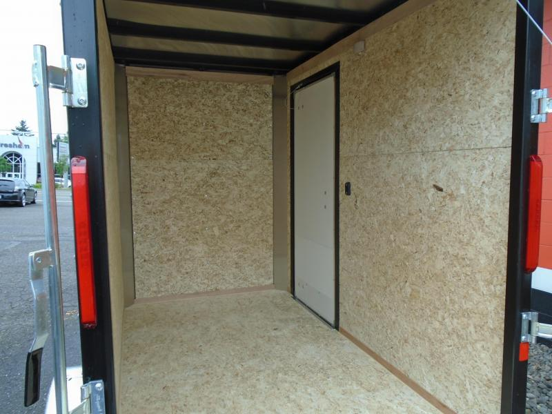 2020 Charmac Trailers 5X8 S Enclosed Cargo Trailer