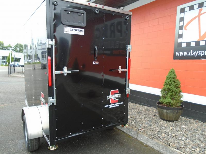 2021 Charmac Trailers 5X8 S Enclosed Cargo Trailer