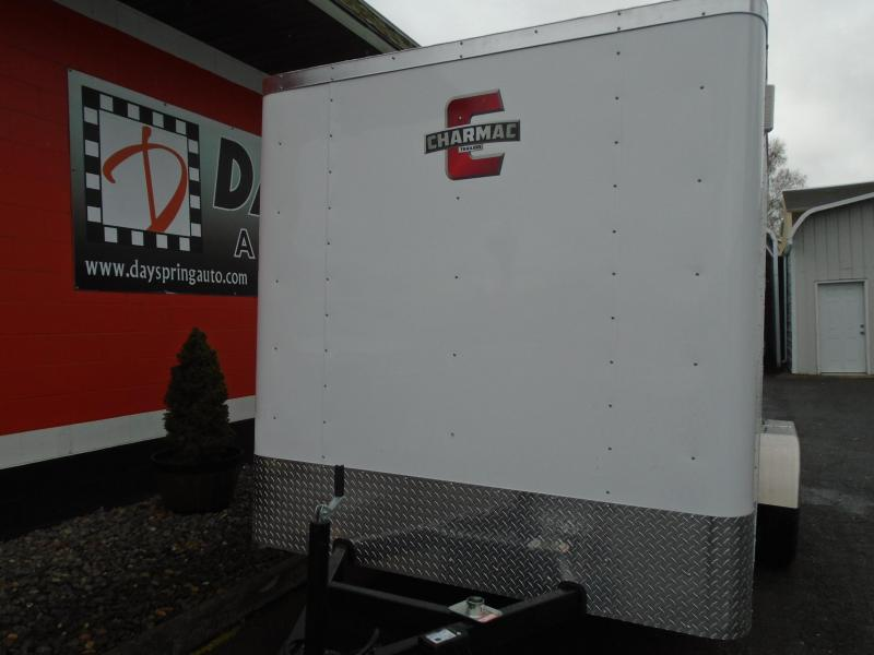 2021 Charmac Trailers 7X14T Enclosed Cargo Trailer