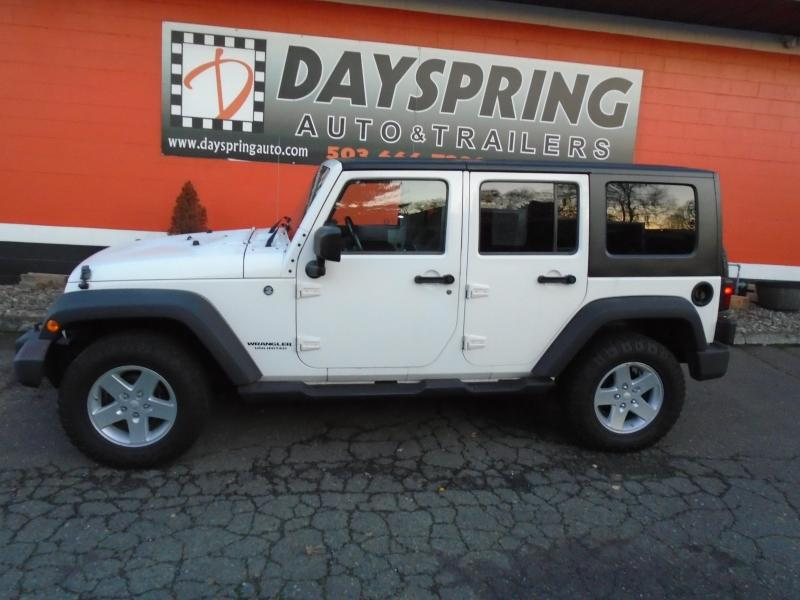 2008 Jeep WRANGLER 4X4 LOW MILES