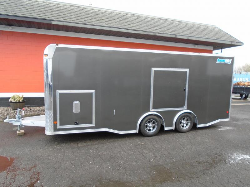 2021 Alcom-Stealth C8.5X20CH-LM Car / Racing Trailer