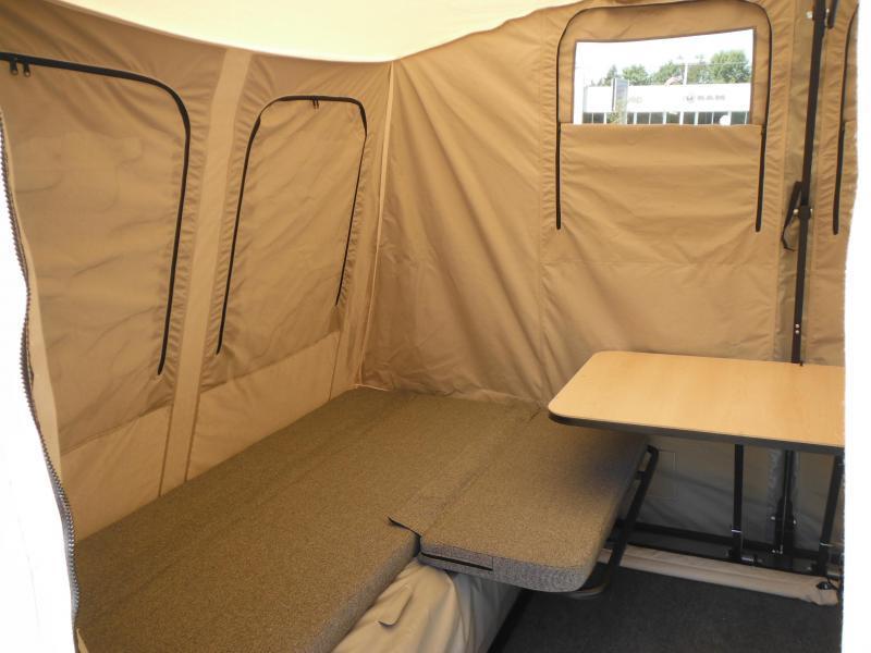 2020 Jumping Jack Trailers JJT6X12X8 Tent Camper