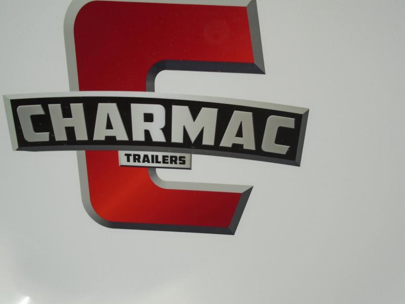 2020 Charmac Trailers 7.6X14 Enclosed Cargo Trailer