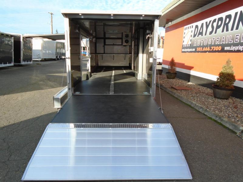 2021 CargoPro Trailers C8.5X28CH-PPS Car / Racing Trailer