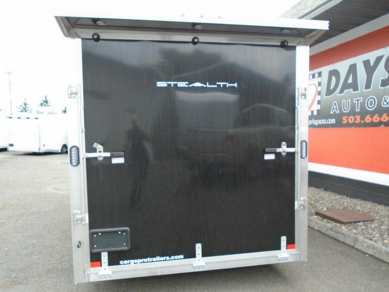 2020 Alcom-Stealth C7.5X14S-IF ATV Trailer