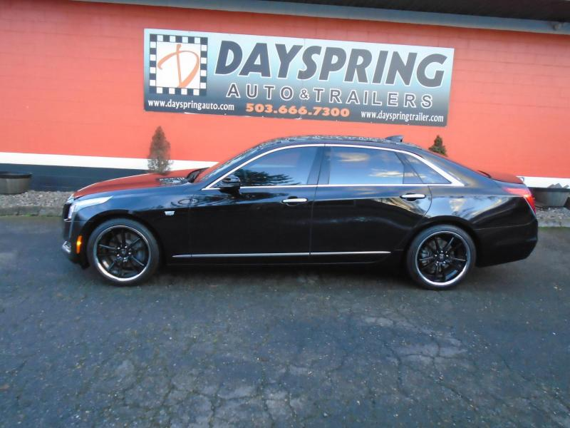 2016 Cadillac CT6 PREMIUM LUXURY SEDAN LOW MILES Car