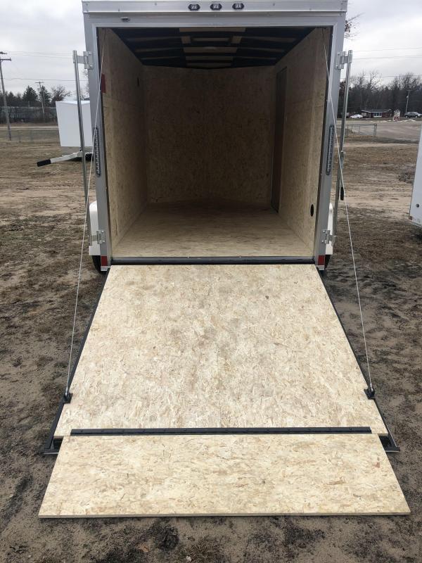 2021 Rhino Trailers 6x10 Enclosed Cargo Trailer