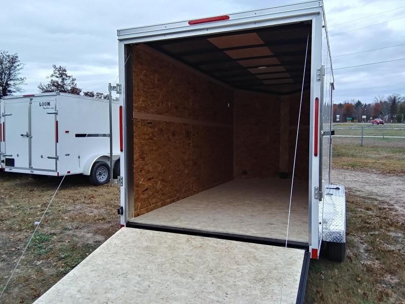 2021 Look Trailers 7 X 14 Enclosed Cargo/ATV Trailer