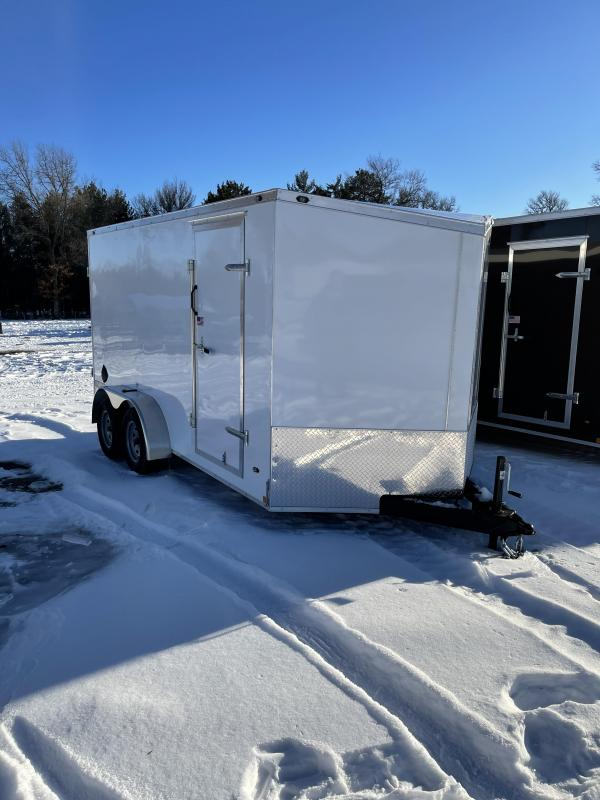 2021 Rhino Trailers 7 x 14 Enclosed Cargo Trailer