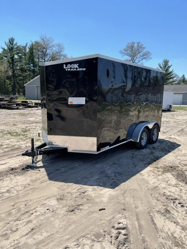 2022 Look Trailers 7 x 14 ramp Enclosed Cargo Trailer