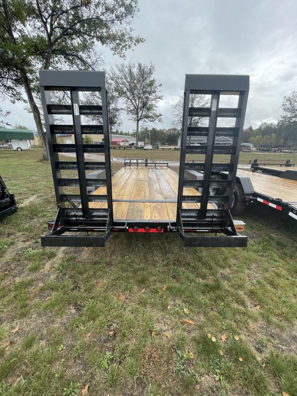 2022 Load Trail 83 x 18 Equipment Trailer