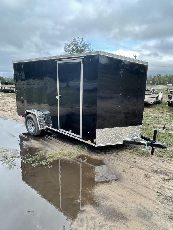 2022 Look Trailers 6 x 12 Enclosed Cargo Trailer