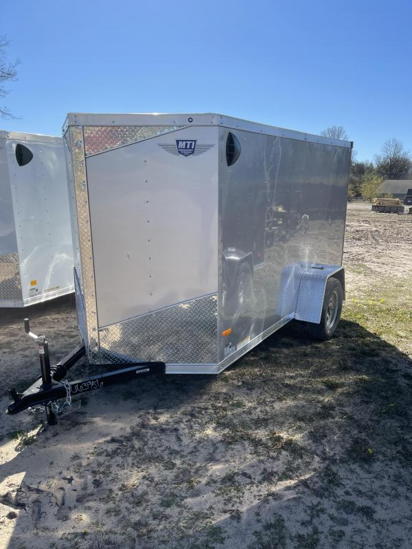 2021 RC Trailers 5 x 10 ramp Enclosed Cargo Trailer