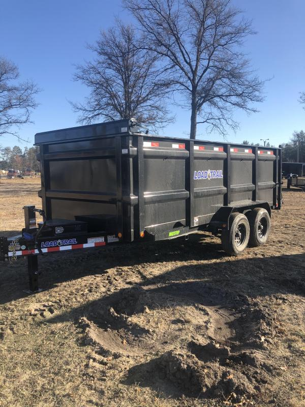 2021 Load Trail 83x16 14k Dump Trailer