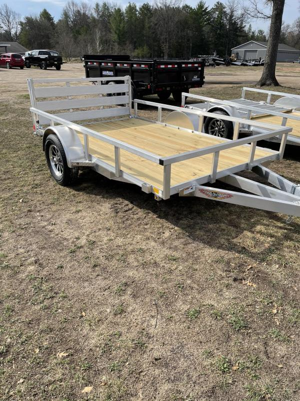2021 H and H Trailer 76 x 10 Utility Trailer