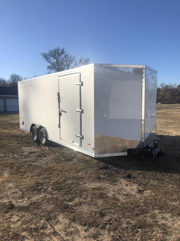 2021 MTI Trailers 8.5x20 7k Car / Racing Trailer