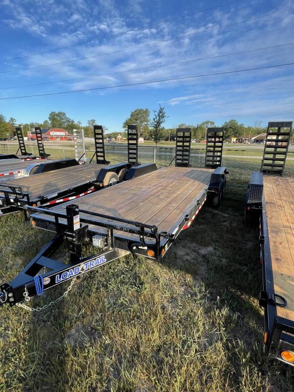 2022 Load Trail 83 x 22 Equipment Trailer