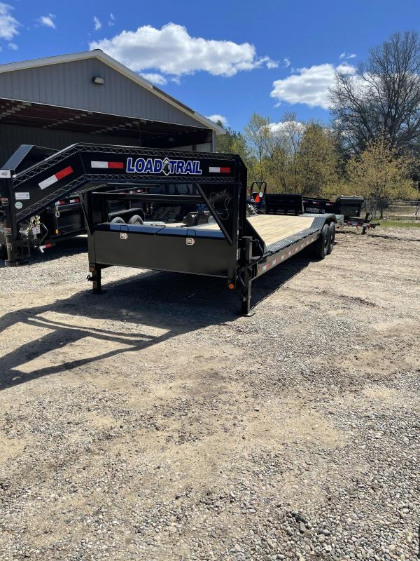 2021 Load Trail 102 x 28 14k Equipment Trailer