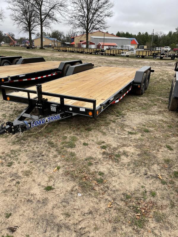2021 Load Trail 83 x 20 Car / Racing Trailer
