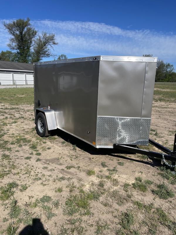 2021 Rhino Trailers 5 x 10 ramp Enclosed Cargo Trailer