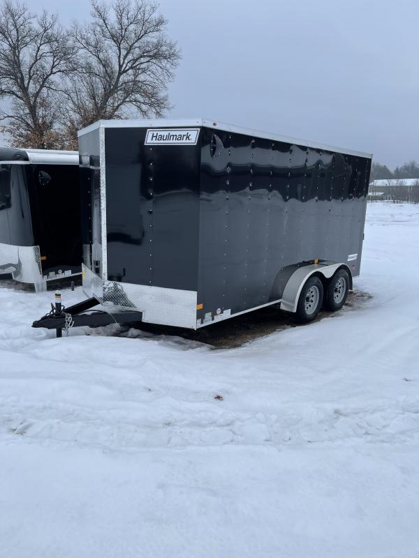 2021 Haulmark 7 14 Enclosed Cargo Trailer