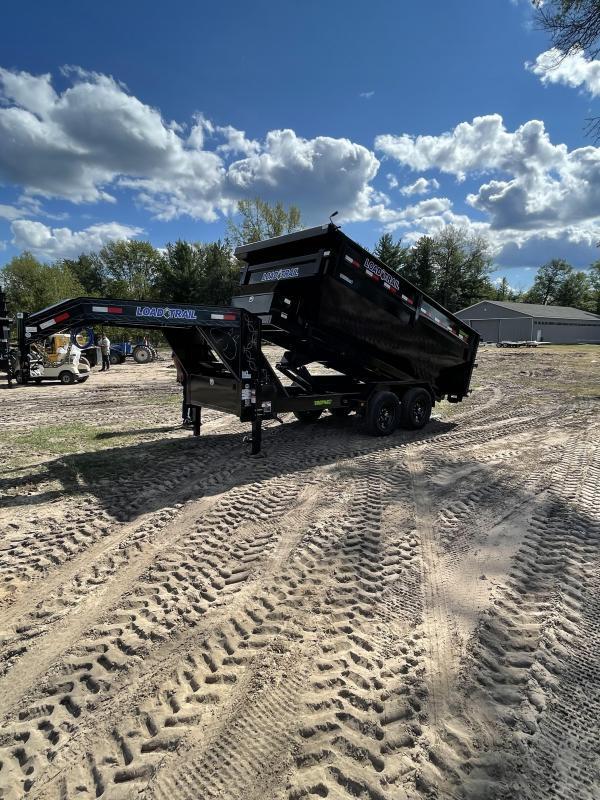 2022 Load Trail 83 x 14 Dump Trailer
