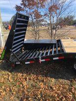 2021 Load Trail gh2514k Equipment Trailer