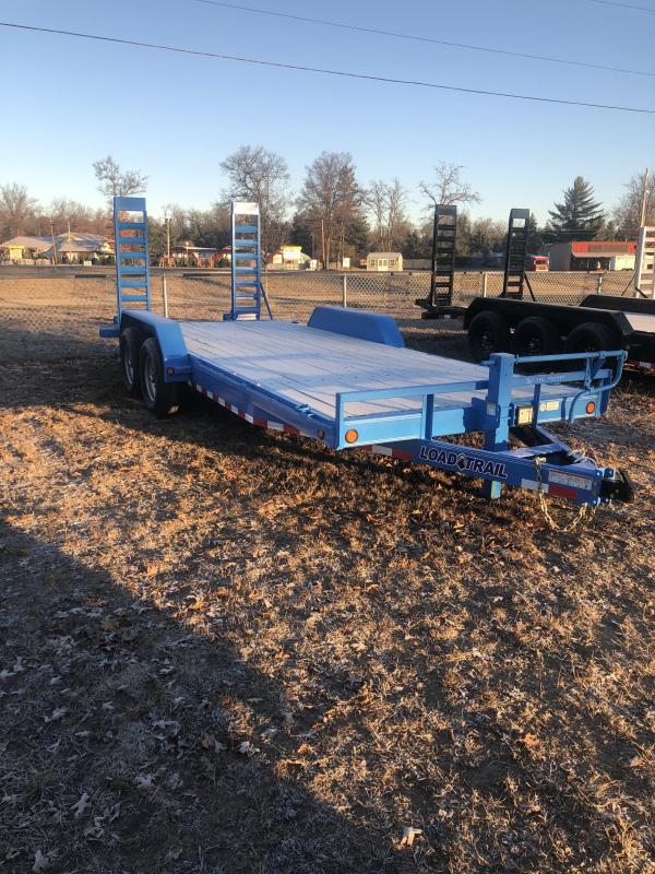 2021 Load Trail 83x20 14k Equipment Trailer