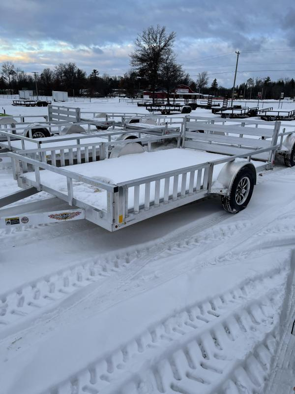 2021 H and H Trailer 82 x 12 Utility Trailer