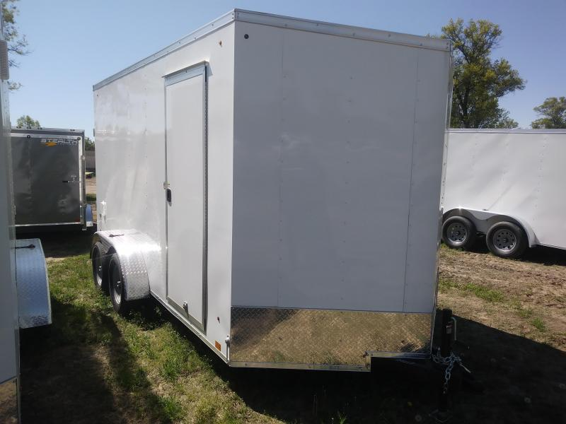 2021 Look Trailers 7X14 Cargo Deluxe / Enclosed Trailer