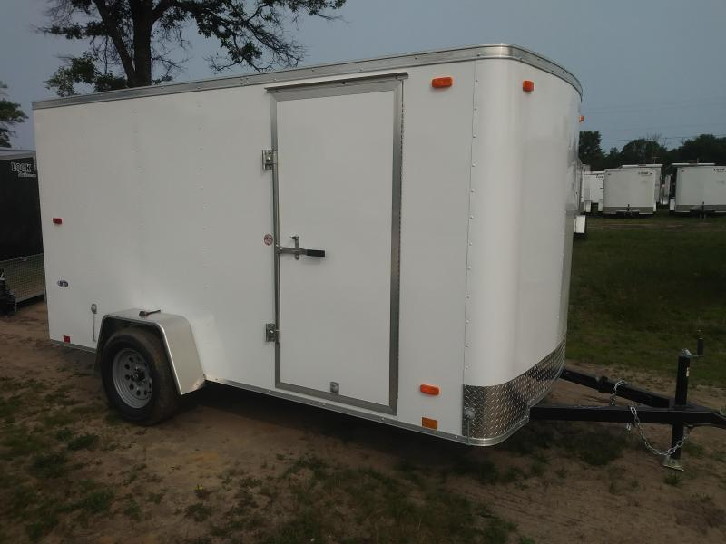 2021 Look Trailers 6X12 Enclosed Cargo Trailer