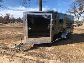 2021 Look Trailers 7.0x23 Snowmobile Trailer