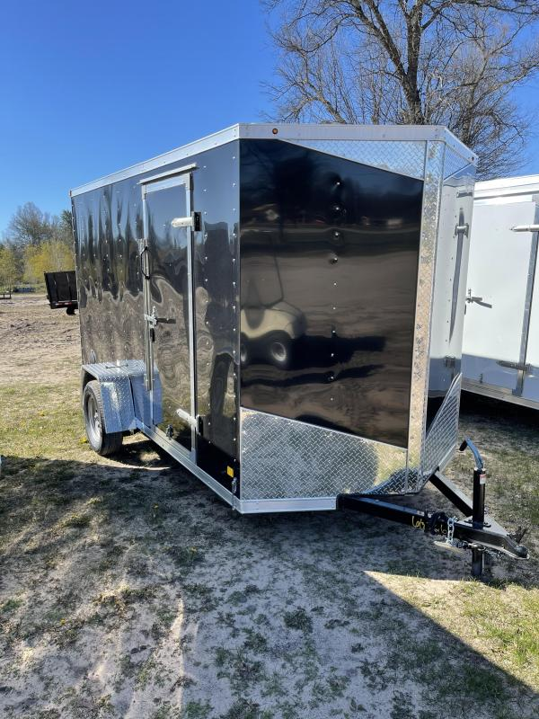 2021 RC Trailers 6 x 12 ramp Enclosed Cargo Trailer