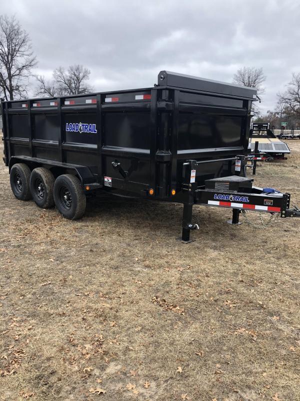 2021 Load Trail 83x16 21k Dump Trailer