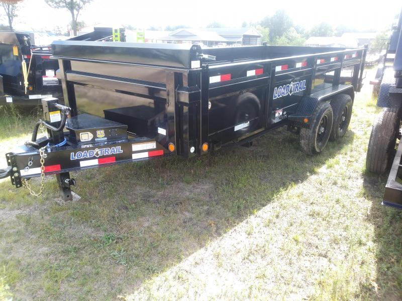 2021 Load Trail DT8316 Dump Trailer