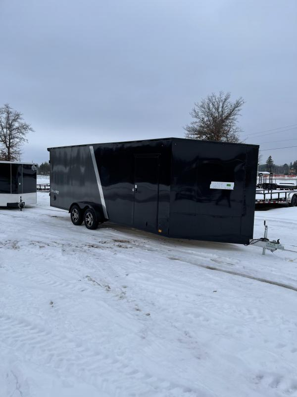 2021 Look Trailers 7 x 27 Snowmobile Trailer