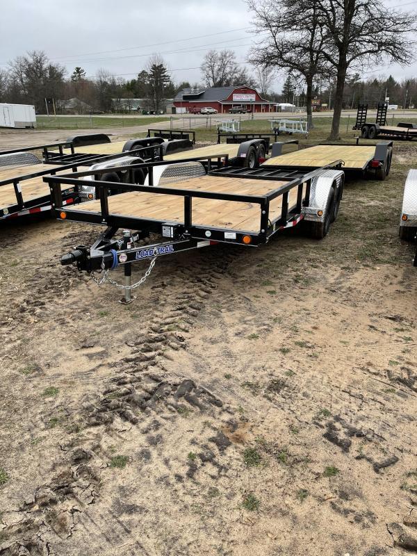 2021 Load Trail 83 x 16 land Utility Trailer