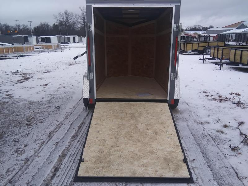 2021 Look Trailers 5 X 8 Enclosed Cargo Trailer