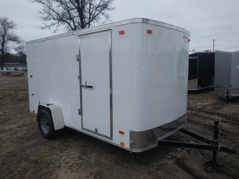 2021 Look Trailers STLC6X12SI2 Enclosed Cargo Trailer