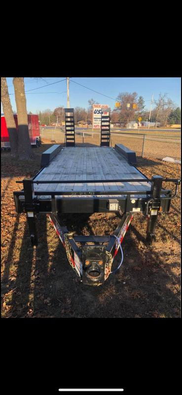 2021 Load Trail ch8322 Equipment Trailer