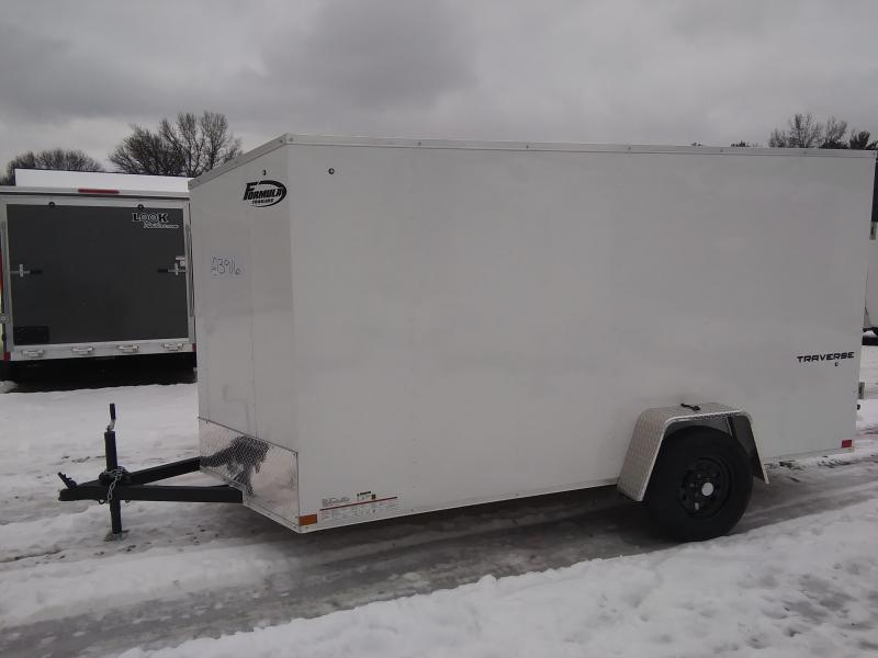 2021 Formula Trailers 6 x 12 Enclosed Cargo Trailer