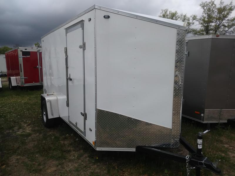 2021 Stealth Trailers 6x12 Enclosed Cargo Trailer