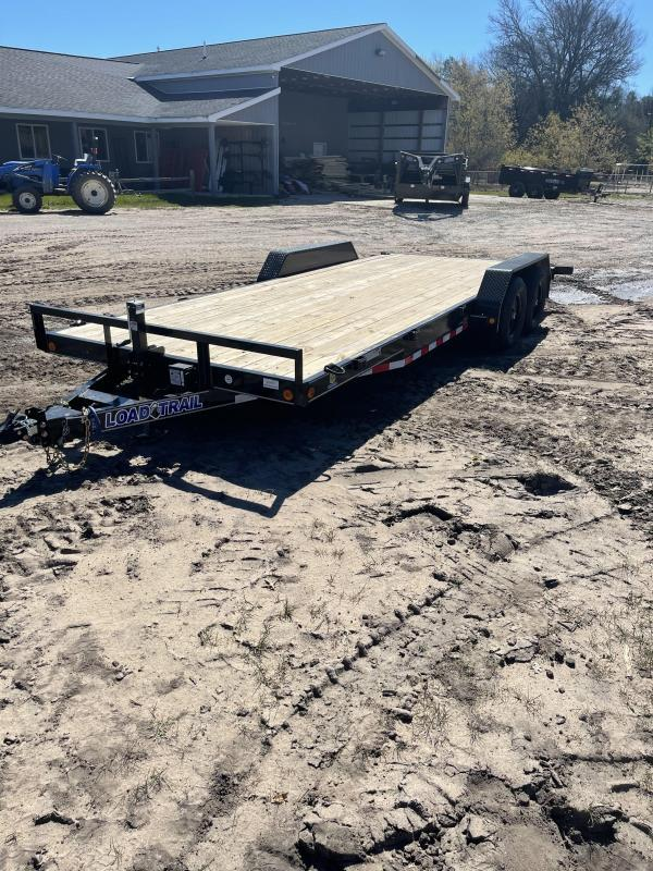 2021 Load Trail 83 x 20 10k Car / Racing Trailer