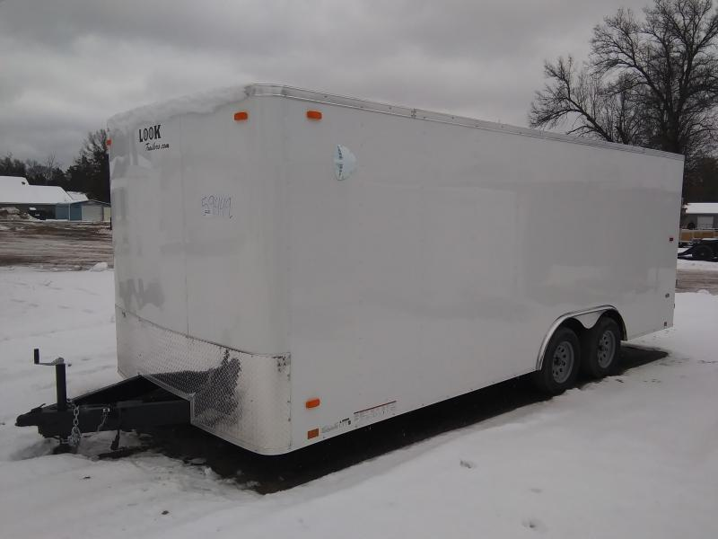 2021 Look Trailers 8.5 X 20 7K Car / Racing Trailer