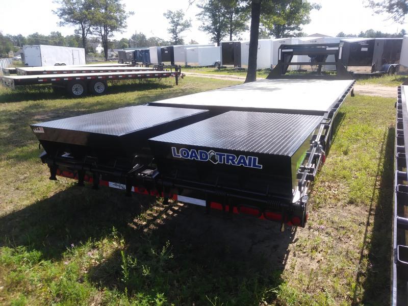 "2021 Load Trail 102"" X 30' 14K Tandem Heavy Duty Gooseneck Equipment Trailer"